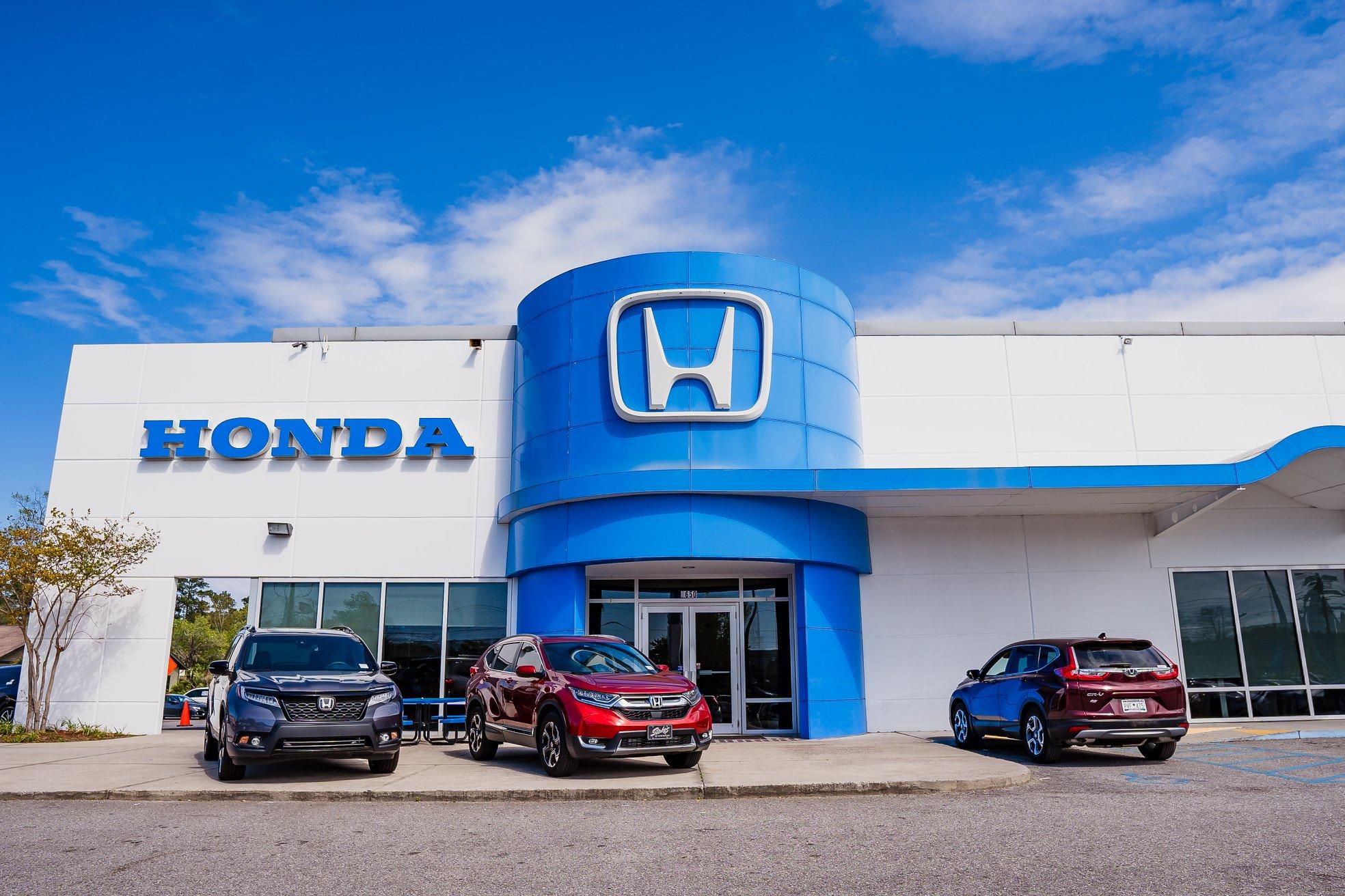 Honda Dealership Charleston Sc >> North Charleston Stokes Honda North Sc S 1 Honda Dealer