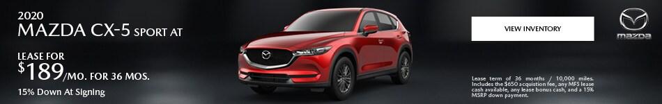 2020 Mazda CX-5 Sport AT