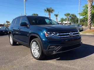 New 2019 Volkswagen Atlas 3.6L V6 SE w/Technology SUV in North Charleston, SC