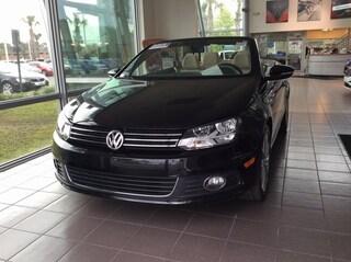 Used 2015 Volkswagen Eos Komfort Edition Convertible in North Charleston, SC
