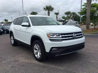 New 2019 Volkswagen Atlas 2.0T SE w/Technology SUV in North Charleston, SC