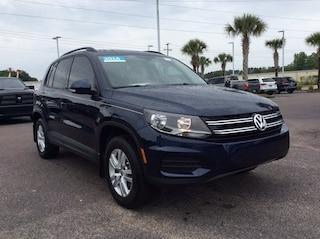 Used 2016 Volkswagen Tiguan 2.0T SUV in North Charleston, SC
