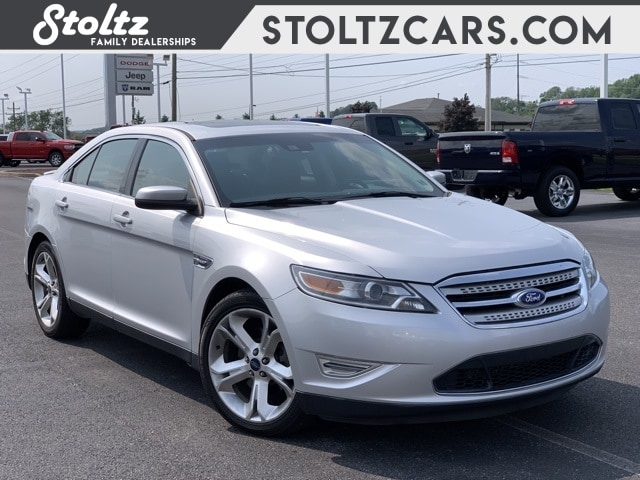 2012 Ford Taurus SHO Sedan