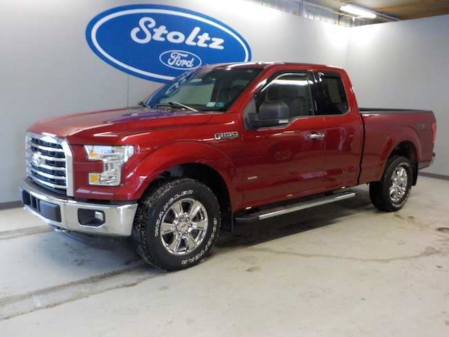 2015 Ford F-150 XLT 4WD Truck SuperCab Styleside