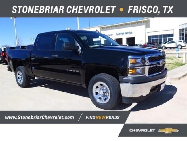 2015 Chevrolet Silverado 1500 Truck Crew Cab