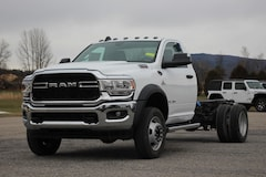 New 2020 Ram 5500 Chassis Cab 5500 TRADESMAN CHASSIS REGULAR CAB 4X4 84 CA Regular Cab For Sale in Middlebury, VT