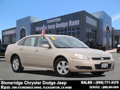 Used 2011 Chevrolet Impala LT Sedan 2G1WG5EK6B1284604 for Sale in Pleasanton, CA