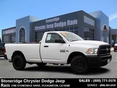 Purchase a 2017 Ram 2500 Tradesman Truck Regular Cab in Pleasanton CA