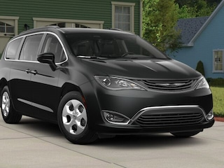New Chrysler Dodge Jeep Ram Models 2018 Chrysler Pacifica Hybrid TOURING L Passenger Van 2C4RC1L79JR187629 for sale in Pleasanton, CA