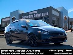 Used 2016 Dodge Dart SXT Sedan for Sale in Pleasanton, CA
