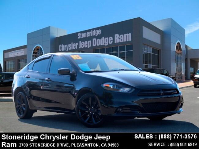 Used 2016 Dodge Dart SXT Sedan Dublin, CA