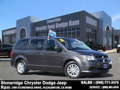 Purchase a 2015 Dodge Grand Caravan SXT Van in Pleasanton CA