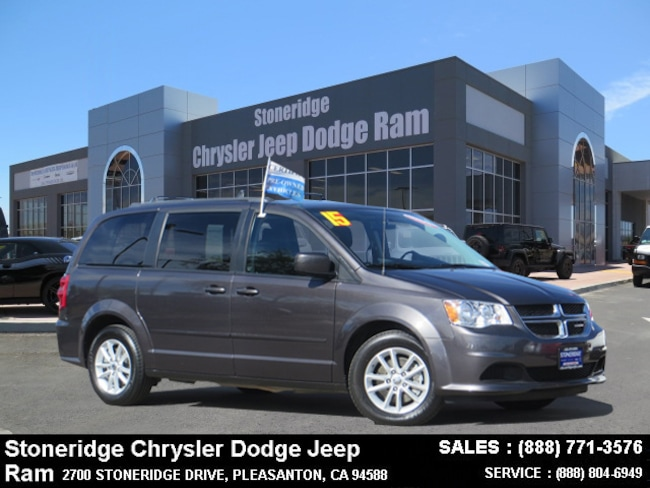 96685521be Dublin CA 2015 Dodge Grand Caravan SXT Van Certified Used