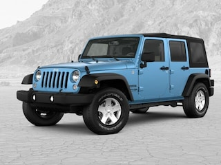 New Chrysler Dodge Jeep Ram Models 2018 Jeep Wrangler Unlimited WRANGLER JK UNLIMITED SPORT S 4X4 Sport Utility for sale in Pleasanton, CA