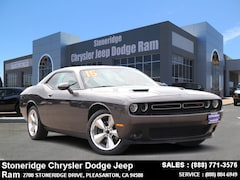 Purchase a 2015 Dodge Challenger SXT Plus or R/T Plus Coupe in Pleasanton CA