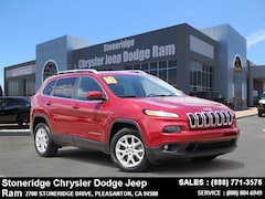 Used 2016 Jeep Cherokee for Sale in Pleasanton, CA