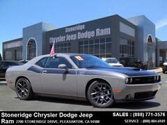 Purchase a 2017 Dodge Challenger R/T Coupe in Pleasanton CA