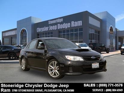 Sti For Sale >> Used 2013 Subaru Impreza Wrx Sti For Sale In Pleasanton Ca Near San Leandro San Jose The Bay Area Vin Jf1gv8j63dl026314