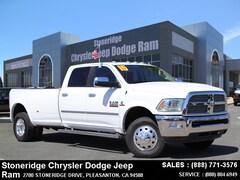 Purchase a 2015 Ram 3500 Longhorn Truck Crew Cab in Pleasanton CA