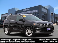 Used 2019 Jeep Cherokee for Sale in Pleasanton, CA