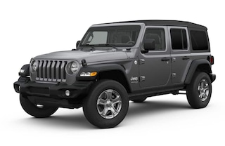 New Chrysler Dodge Jeep Ram Models 2019 Jeep Wrangler UNLIMITED SPORT S 4X4 Sport Utility 1C4HJXDG2KW583073 for sale in Pleasanton, CA
