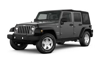 New Chrysler Dodge Jeep Ram Models 2018 Jeep Wrangler Unlimited WRANGLER JK UNLIMITED SPORT S 4X4 Sport Utility for sale in Pleasanton, CA