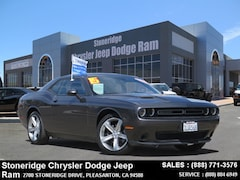 Purchase a 2015 Dodge Challenger SXT Coupe in Pleasanton CA