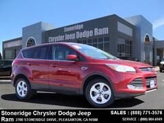 Used 2016 Ford Escape SE SUV under $15,000 for Sale in Pleasanton, CA