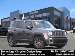 Used 2016 Jeep Renegade Latitude FWD SUV ZACCJABT5GPD86135 for Sale in Pleasanton, CA