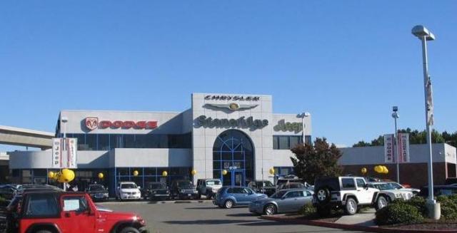 San Leandro Dodge Dealer >> About Our Dealership | Stoneridge Chrysler Jeep Dodge of ...