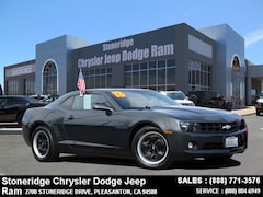 Used 2013 Chevrolet Camaro 1LS Coupe for Sale in Pleasanton, CA