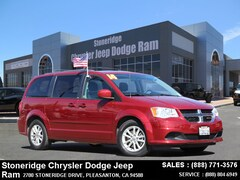 Used 2014 Dodge Grand Caravan SXT Van under $15,000 for Sale in Pleasanton, CA