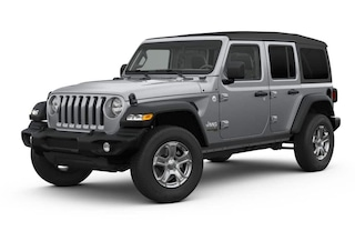 New Chrysler Dodge Jeep Ram Models 2019 Jeep Wrangler UNLIMITED SPORT S 4X4 Sport Utility 1C4HJXDG0KW583069 for sale in Pleasanton, CA