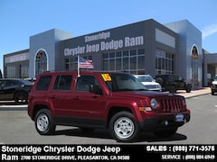 Used 2015 Jeep Patriot Sport SUV 1C4NJPBBXFD361845 for Sale in Pleasanton, CA