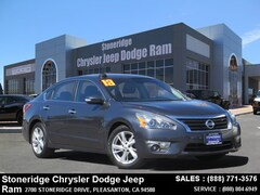 Used 2013 Nissan Altima 2.5 Sedan for Sale in Pleasanton, CA