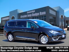 Used 2018 Chrysler Pacifica for Sale in Pleasanton, CA