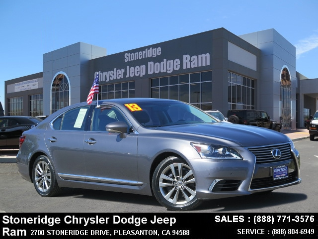 Elegant Used 2013 LEXUS LS 460 Base Sedan Dublin, CA