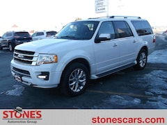 2016 Ford Expedition EL Limited Wagon