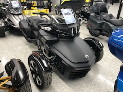 2017 CAN-AM Spyder F3 T w/ Audio