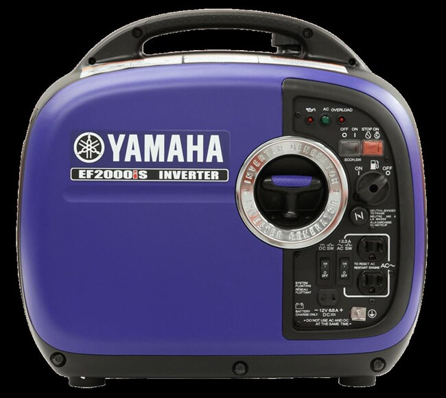 2017 YAMAHA EF2000iS Camo