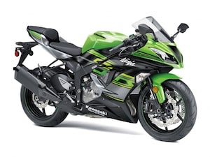 2018 KAWASAKI Ninja ZX-6R Kawasaki Racing Team Edition