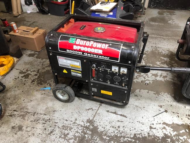 2000 DuroPower DP9000ER