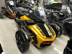 2017 CAN-AM Spyder F3 Daytona Special Edition
