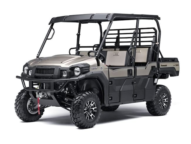 2018 KAWASAKI Mule PRO-FXT EPS Ranch Edition