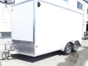 2018 Mission Trailers EZEC 7x14 IF