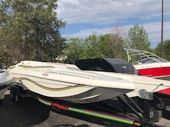 1992 Warlock Powerboats 25 SXT Cat