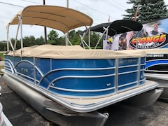 2018 SYLVAN Mirage 8520 Cruise N Fish