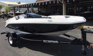 2019 Scarab 165 Ghost