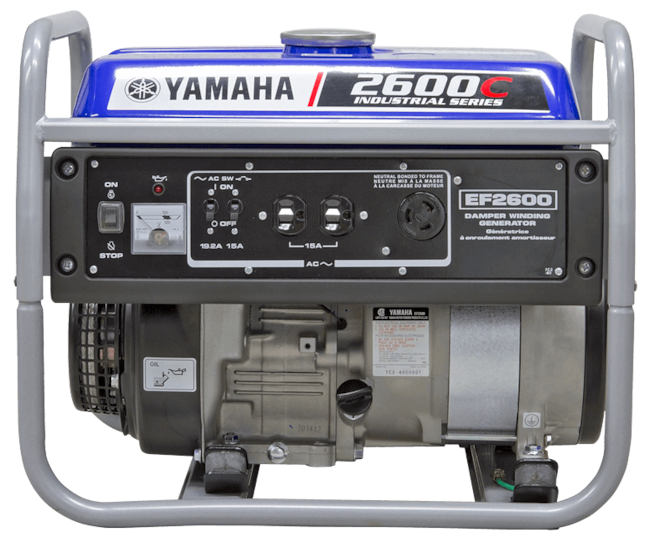 2019 YAMAHA EF2600C