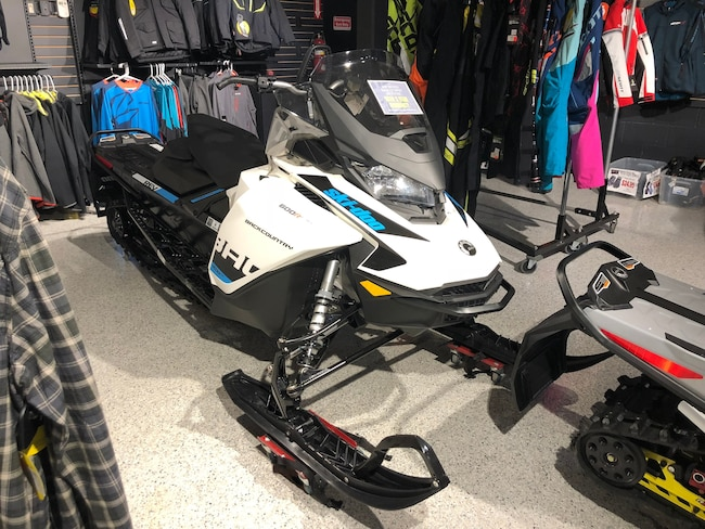 2019 SKI-DOO BACKCOUNTRY